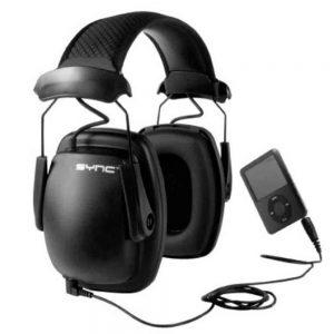 Zaštitne slušalice protiv buke Sync Stereo