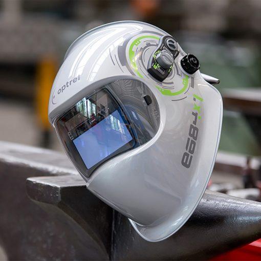 1006.500 Automatska maska za zavarivanje Optrel e684 Silver 1