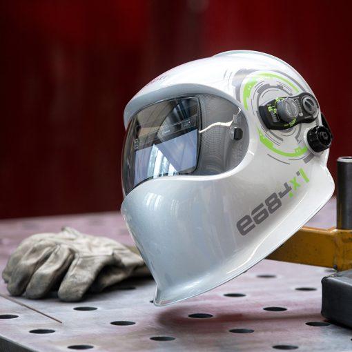 1006.500 Automatska maska za zavarivanje Optrel e684 Silver 2