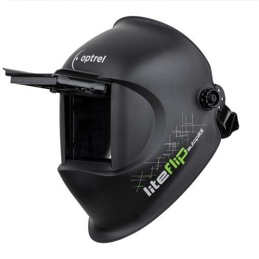Automatska maska za zavarivanje Optrel Liteflip Autopilot Black main 2