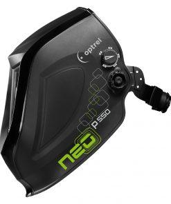 Automatska maska za zavarivanje Optrel NEO p550 Black side