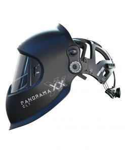 Automatska maska za zavarivanje Optrel Panoramaxx CLT Black