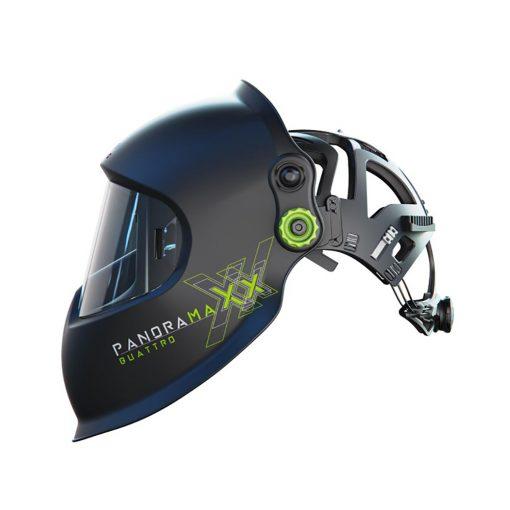 Automatska maska za zavarivanje Optrel Panoramaxx Quattro Black