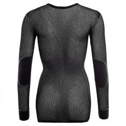 101628-123 Aclima WoolNet Original ženska majica dugih rukava Crew Neck back