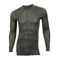 101630_60_Aclima WoolNet Original muška majica dugih rukava Crew Neck front