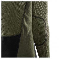 102737-247 Aclima WoolNet Hybrid muška majica dugih rukava Crew Neck detail