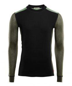 102737-247 Aclima WoolNet Hybrid muška majica dugih rukava Crew Neck front