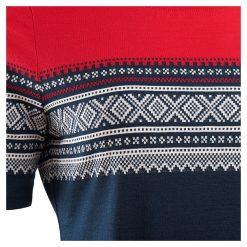 102525-118 Aclima DesignWool Marius T-shirt ženska majica kratkih rukava detalj