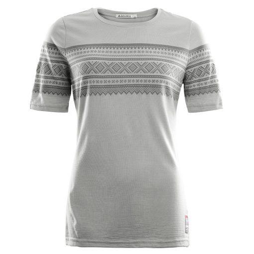 102525-244 Aclima DesignWool Marius T-shirt ženska majica kratkih rukava front
