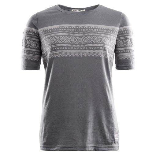 102525-245 Aclima DesignWool Marius T-shirt ženska majicakratkih rukava front