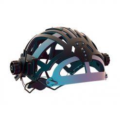 5003.290 Optrel nosač za glavu IsoFit black front-45