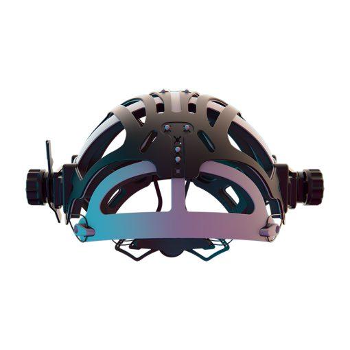 5003.290 Optrel nosač za glavu IsoFit black front