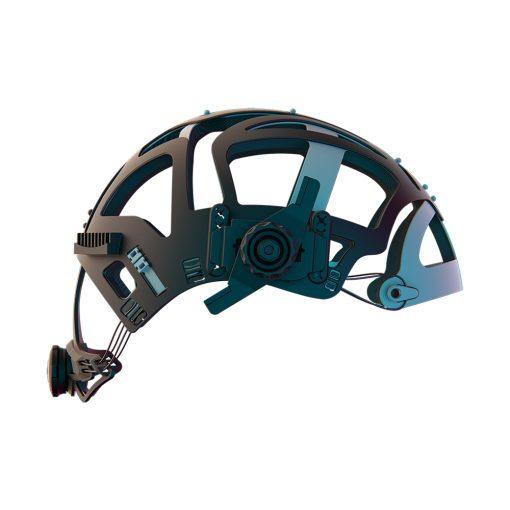 5003.290 Optrel nosač za glavu IsoFit black left