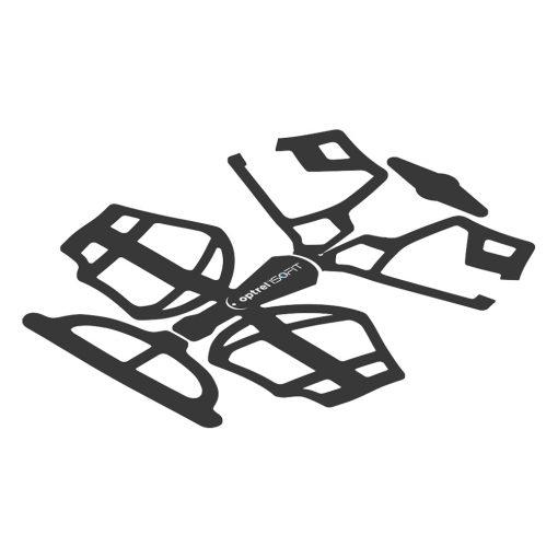 5004.290 Optrel IsoFit jastučići