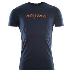 102523-232 Aclima LightWool T-shirt Logo man
