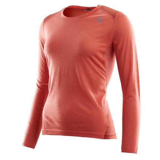 104675-240 Aclima LightWool ženska majica dugih rukava Sport side