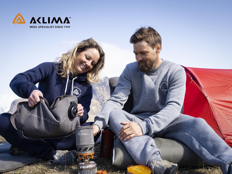 Aclima brand slika - odjeća od vune