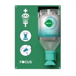 otopina za ispiranje očiju FOCUS 500 ml u boci s nosačem