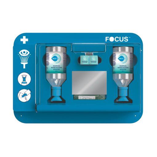Focus stanica za ispiranje očiju fosfatna puferirana otopina