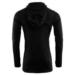 106754-123 Aclima WarmWool muška hoodie dugih rukava zadnja strana