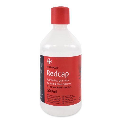 Reliwash Redcap 500 ml fosfatna puferirana otopina za ispiranje očiju