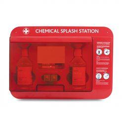 Redcap Chemical stanica za ispiranje očiju zatvorena