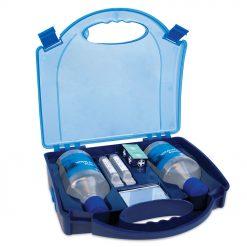 Reliwash Double stanica za ispiranje očiju Integral Aura box otvorena 1