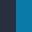 Blue Sapphire/Navy Blazer/Azure Blue (263)