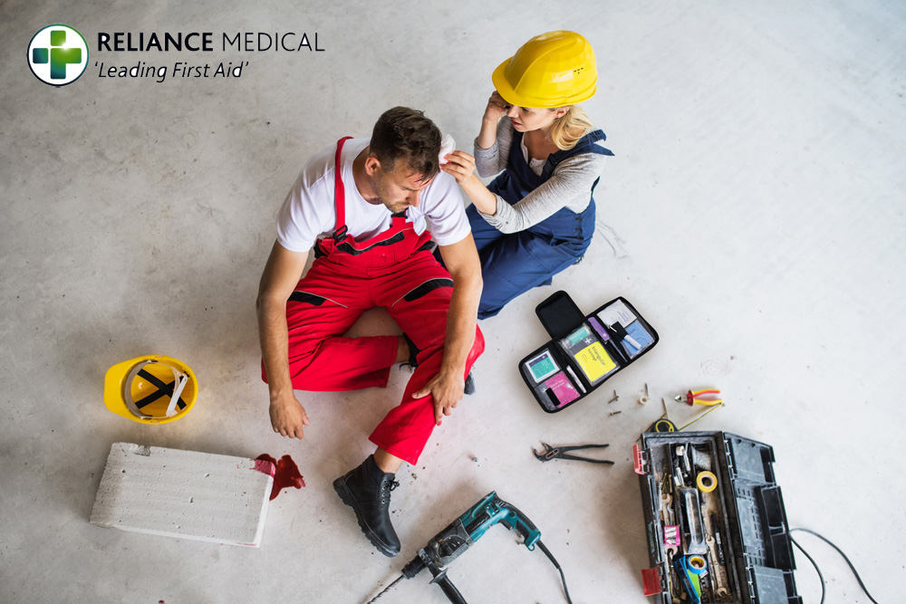 Reliance Medical prva pomoć u industriji